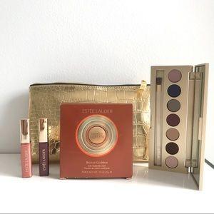 Estée Lauder Bronze Goddess Set with Makeup Bag